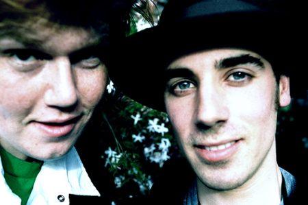 Brett Dennen and Max