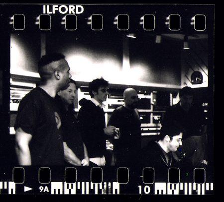 Mike Merritt, Glenn Alexander, Max, Jimmy Vivino, Jan Folkson, and Steve Holley